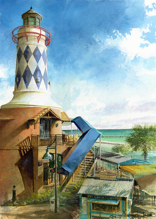 Andrew King - Destin Lighthouse