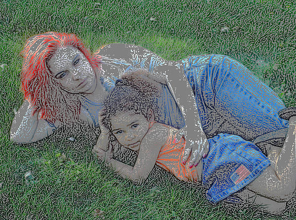 Embrace Your Child Photograph  - Embrace Your Child Fine Art Print