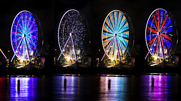 Joe Gee - Ferris Wheels