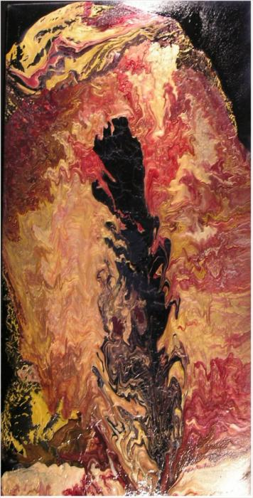 Fire - Elemental Spirit Painting by Patrick Mock - Fire ...