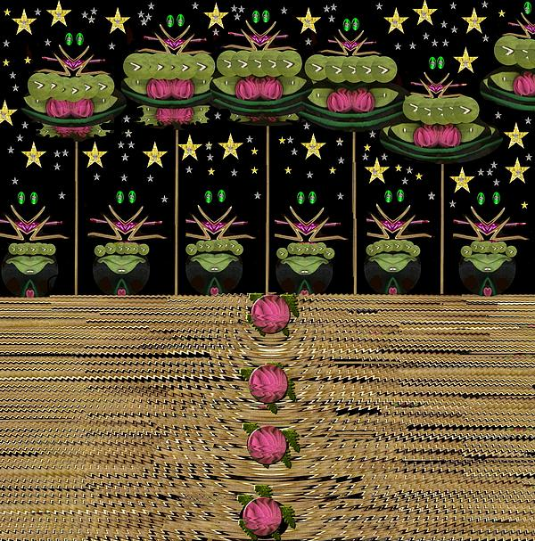 Pepita Selles - Frogs Singing In The Dark Night