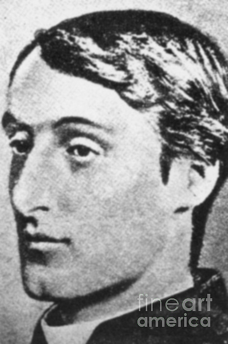 Gerard Manley Hopkins Photograph - Gerard Manley Hopkins by Science Source