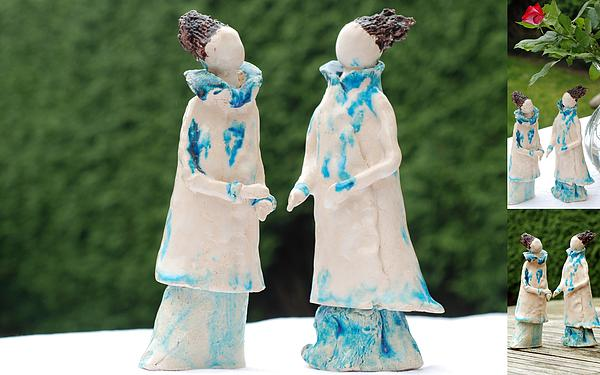 Girlfriends Ceramic Art