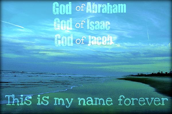God of Abraham Photograph by Laura Ogrodnik - God of Abraham Fine ...