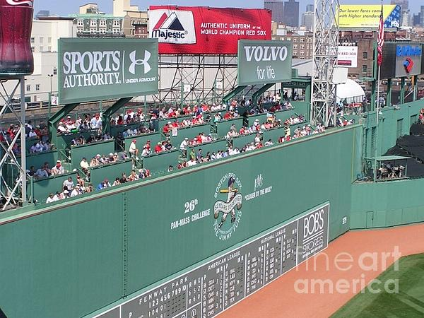 Green Monster Photograph  - Green Monster Fine Art Print