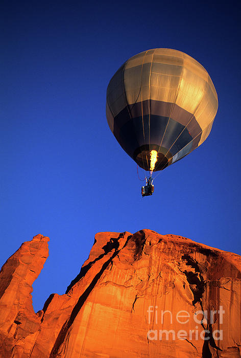 Bob Christopher - Hot Air Balloon 1