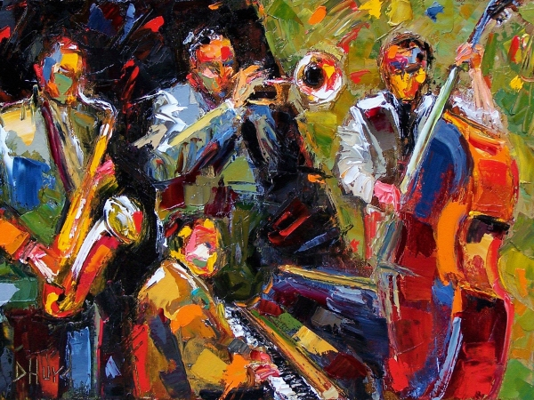 Debra Hurd - Hot Quartet
