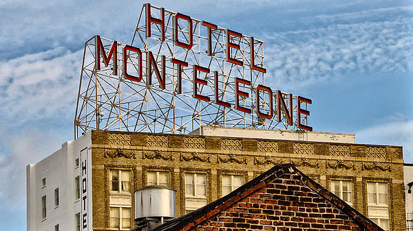 Bill Cannon - Hotel Monteleone - New Orleans