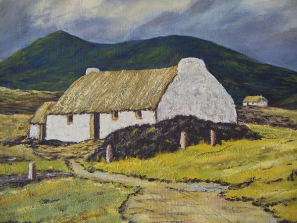 Google Image Result For Fineartamerica Images Medium Irish Cottage James Anderson