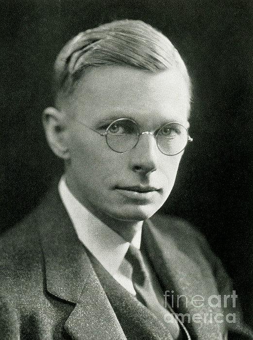 James Bryant Conant Photograph - James B. Conant, American Chemist by Science Source