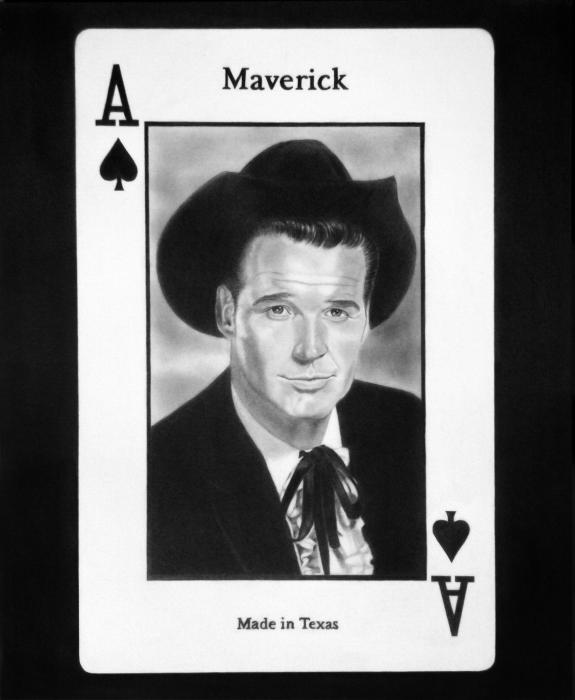 despised turn maverick pass exclusive fraternity signed real maverick maverick james garner