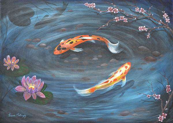 Desiree Mattingly - Koi Pond