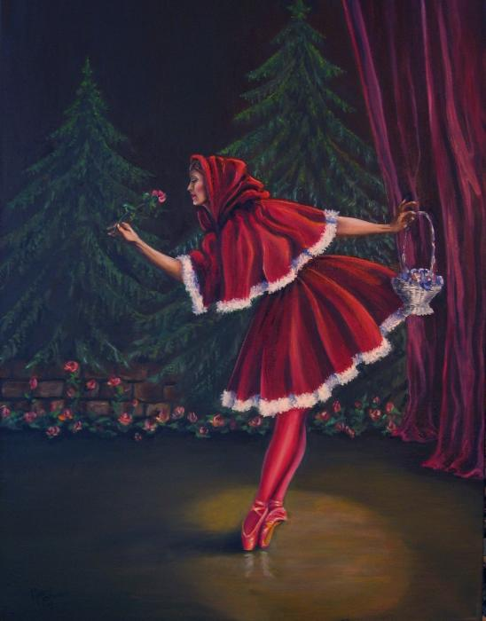 little red riding hood revisited Little red riding hood  the reader can hear about the mother's impact on little red's  the author elaborates a slightly revisited plot without altering.