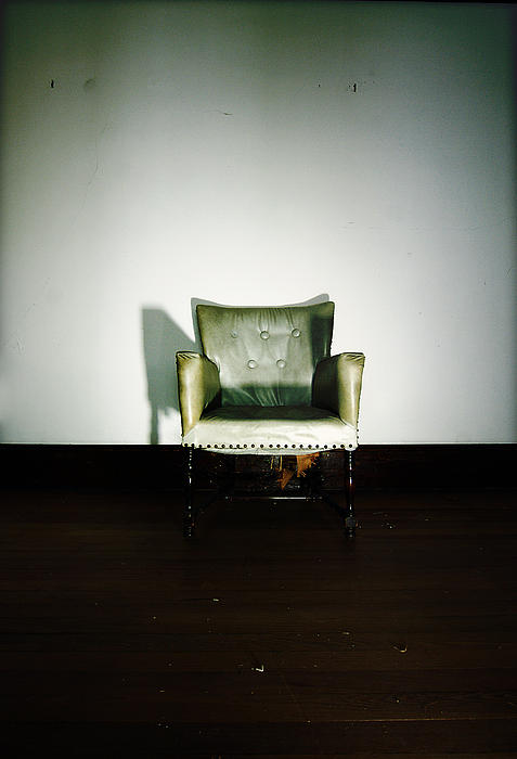 Rusty Tagliareni - Lonely Chair