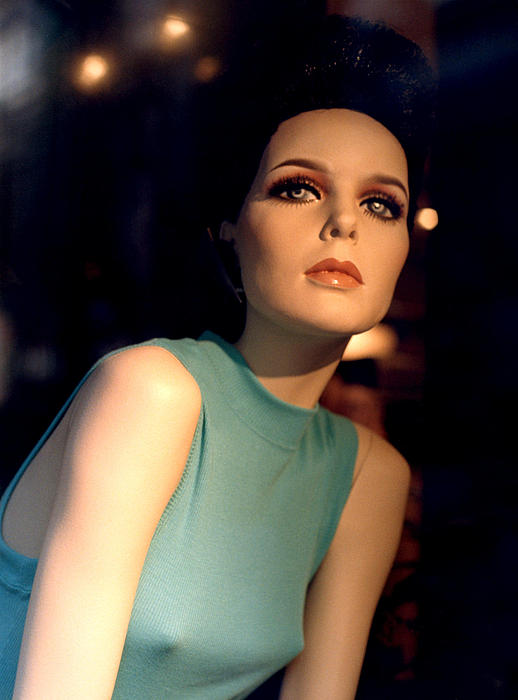 Joy McKenzie - Mannequin Looking Out