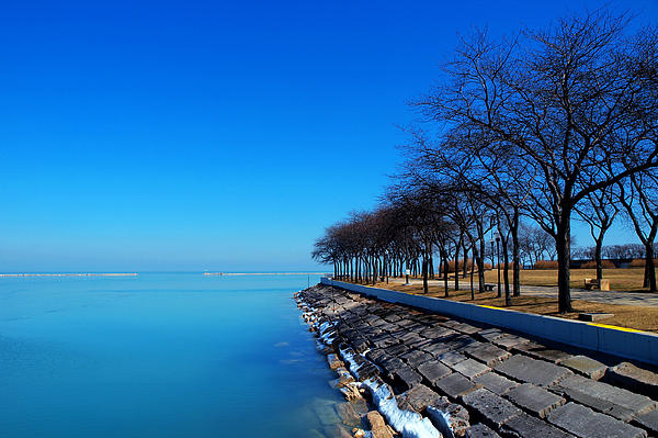 Mingqi Ge - Michigan Lakeshore in Chicago