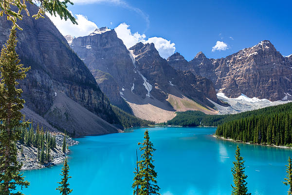 Matt Dobson - Moraine Lake - Banff National Park