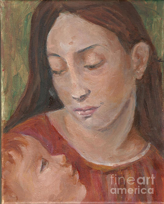 Lyn Vic - Mother and Child