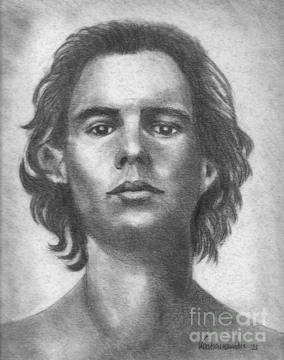 Nadal Drawing  - Nadal Fine Art Print
