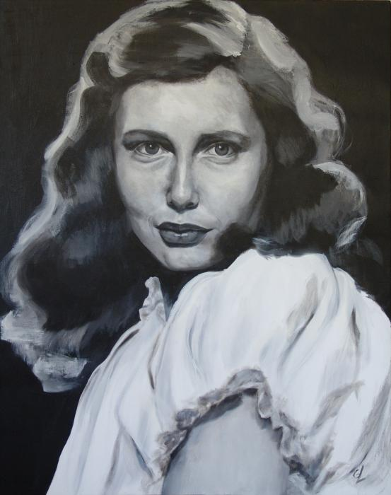 portrait paintings, portraiture paintings, people paintings, black and white