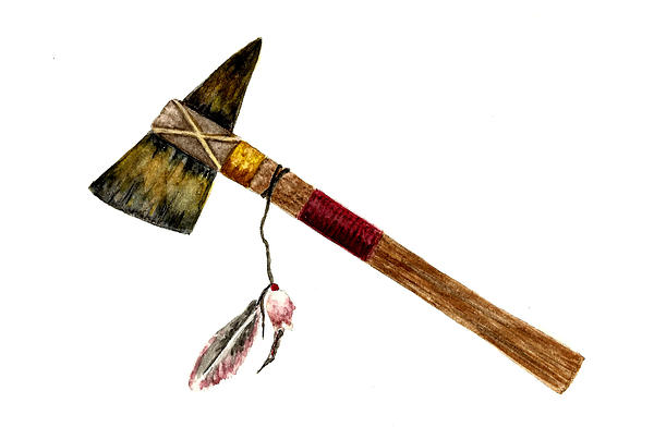 http://fineartamerica.com/images-medium/native-american-tomahawk-michael-vigliotti.jpg