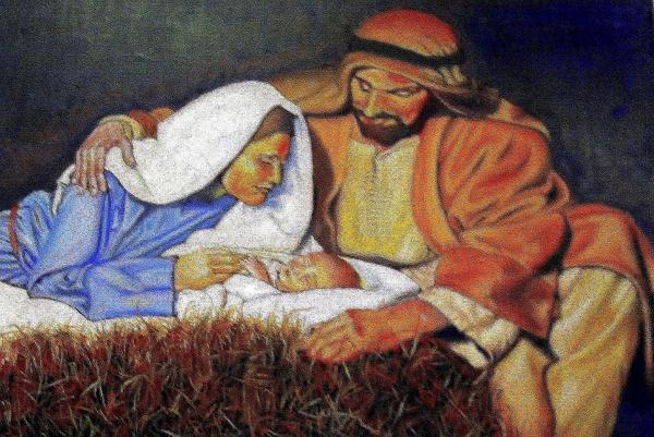Nativity Scene Fine Art Images & Pictures - Becuo