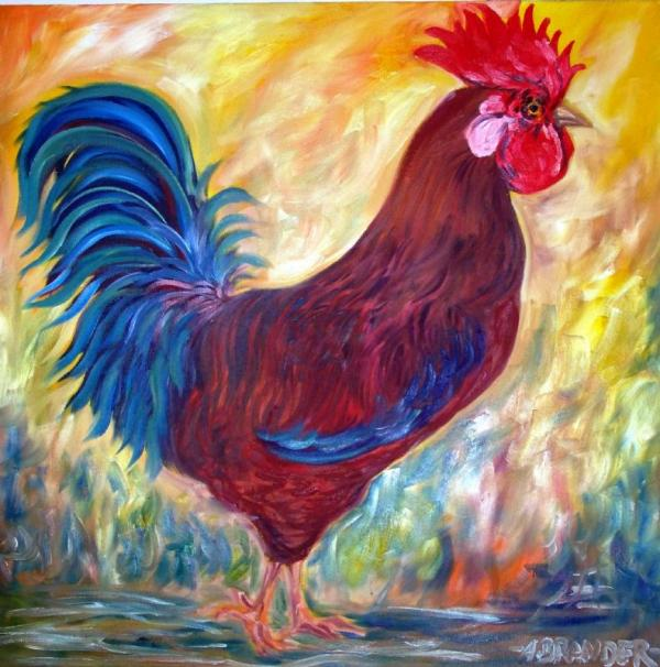Rhode Island Red. Rhode+island+red+rooster