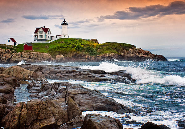 Fred LeBlanc - Nubble Light