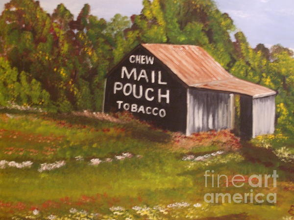Evelyn Froisland - Ohio Mail Pouch Barn