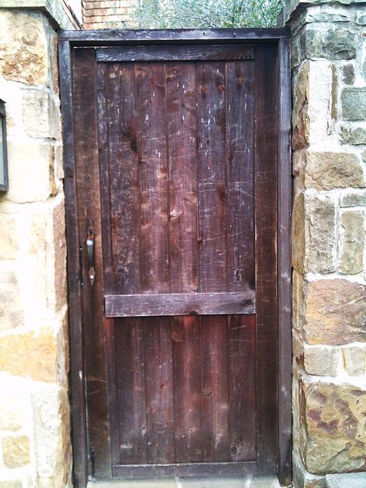 Old English Door Photograph  - Old English Door Fine Art Print