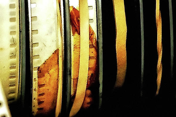 reels of film. Old Film Reels Photograph