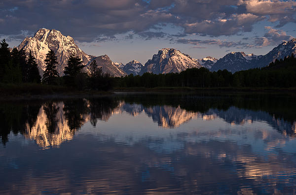 Greg Nyquist - Oxbow Bend