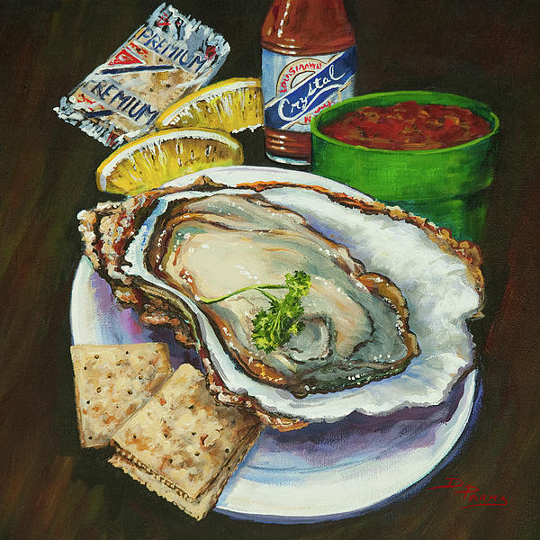Dianne Parks - Oyster and Crystal
