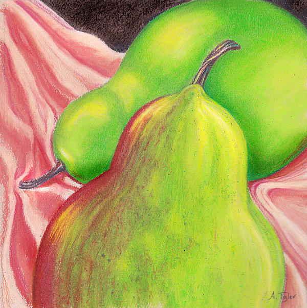 Amy Tyler - Pears for Laura