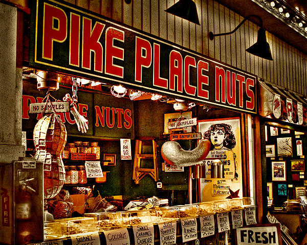 David Patterson - Pike Place Nuts