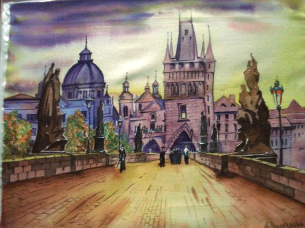 Anica Vangelova - PRAGUE City of fairytales
