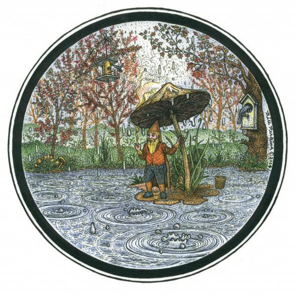 Bill Perkins - Rain Gnome Rain Circle