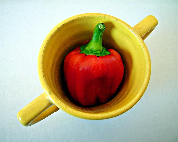 Patricia Strand - Red Pepper