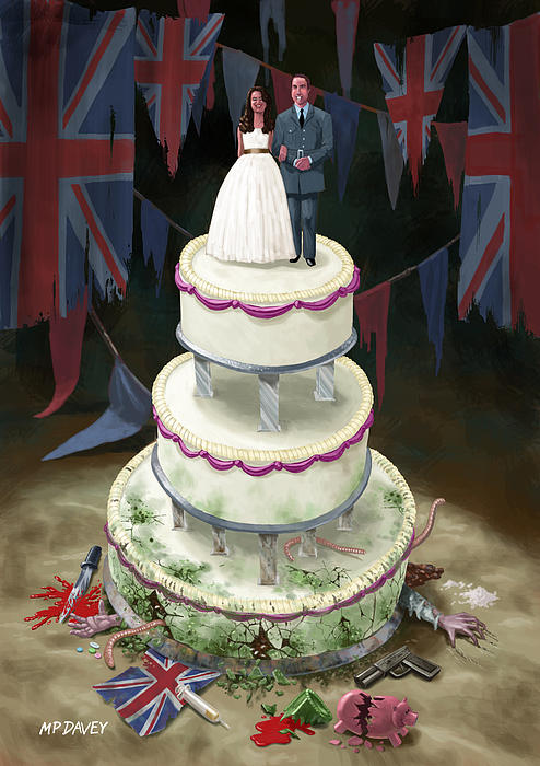 royal wedding 2011 logo. Royal Wedding 2011 cake