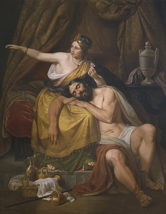 Jose Salome Pina - Samson and Delilah
