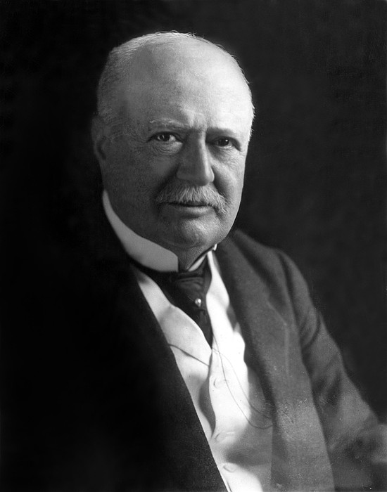 Colt Photograph - Samuel P. Colt, Chairman Of The Board by Everett