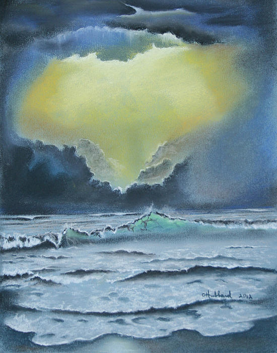 Seascape 2 Painting  - Seascape 2 Fine Art Print
