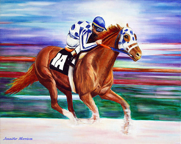 guess where im from there also a cool video Secretariat-jennifer-morrison