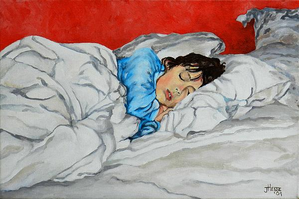 Jolante Hesse - Sleeping Girl