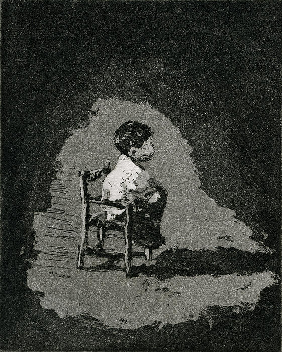 John Bowers - Small Boy Waiting