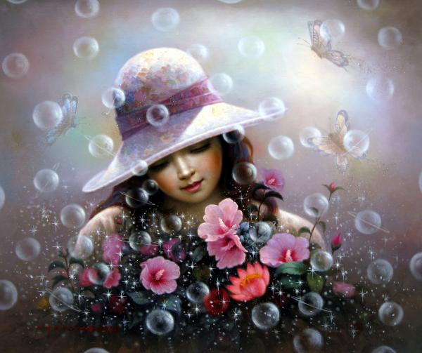 http://fineartamerica.com/images-medium/soap-bubble-girl--rose-sharon-of-song-yoo-choong-yeul.jpg