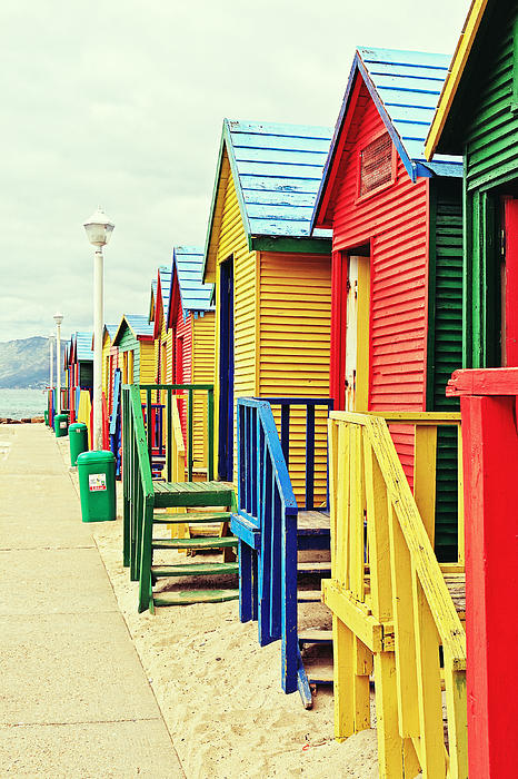 Benjamin Matthijs - St James Beach Huts