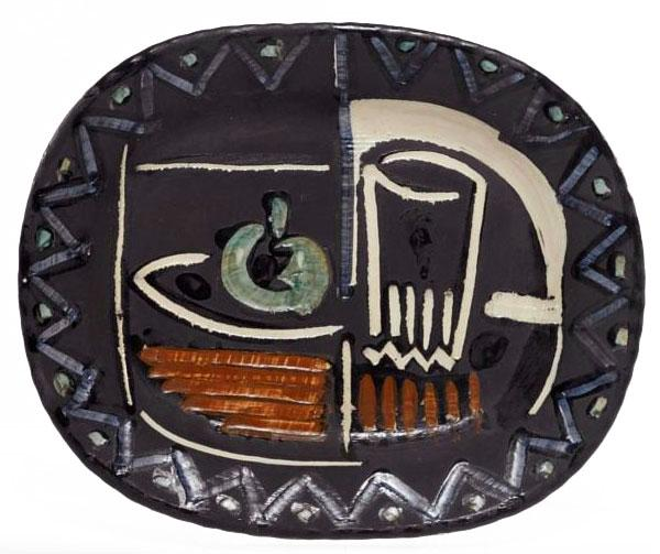 Still Life Ceramic Art by Pablo Picasso