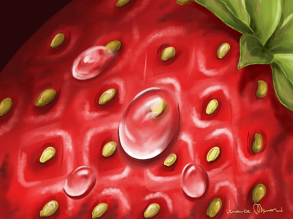 Veronica Minozzi - Strawberry