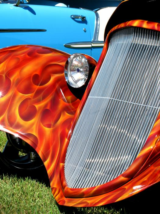 hot rod art prints. Hot Rod 1 Fine Art Print